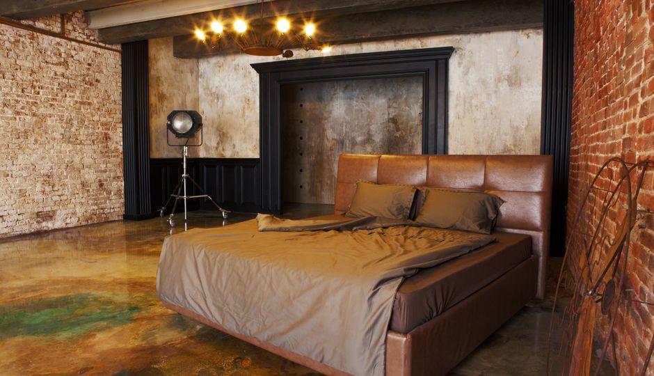 фотостудии в стиле лофт с кроватями москва таких