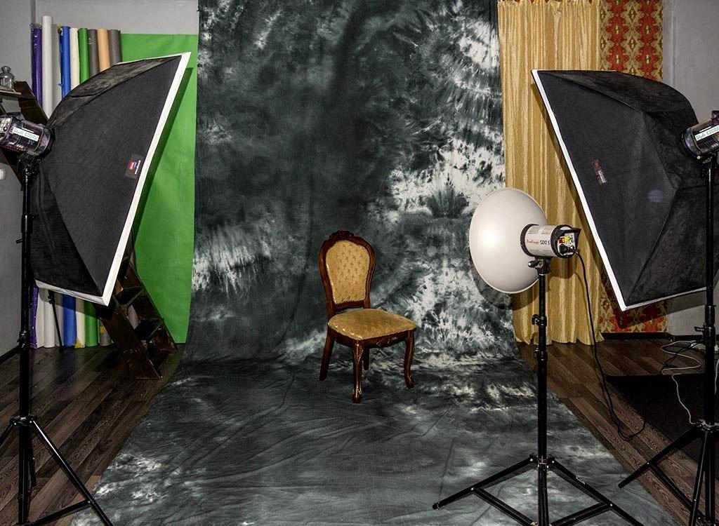 москва фотостудия на курской
